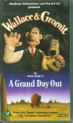 A Grand Day Out , Wallace And Gromit £4