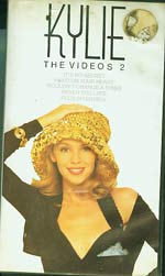Kylie The Videos 2, Kylie Minogue £4