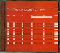 Various Forcelab Edition - Composure Mixed By Algorithm CD