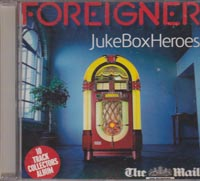 Jukebox Heroes, Foreigner  £0.50