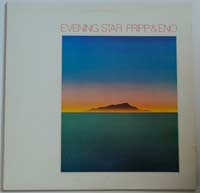Evening Star, Fripp & Eno £8.00