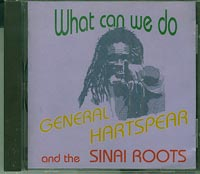 What can we do, General Hartspear and Sinai roots £10.00