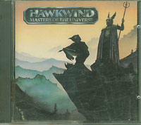 Masters Of The Universe, Hawkwind £4.00