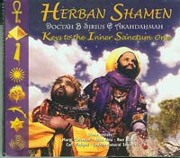 Herban Shamen Keys to the Inner Sanctum 1 CD