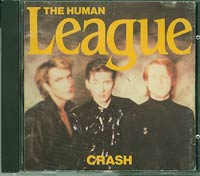 Crash, Human League  £4.00