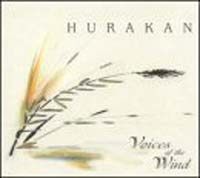 Hurakan Voices of the Wind CD