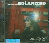 Ian Brown Solarized CD