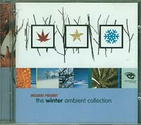 Ibizarre Winter Ambient Collection CD