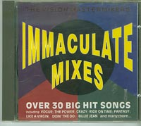 Immaculate Mixes, Vision Mastermixers £4.00