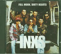 INXS Full Moon, Dirty Hearts CD