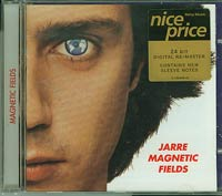 Jean Michel Jarre Magnetic Fields  CD