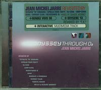 Jean Michel Jarre Oddyssey through 02 CD