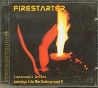 Various Journeys Into The Underground pre-owned CD single for sale
