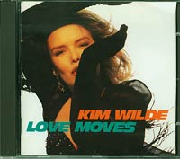 Love Moves , Kim Wilde £9.00