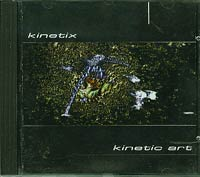 Kinetic Art , Kinetix £7.00