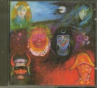 Wake Of Poseidon, King Crimson £7.00