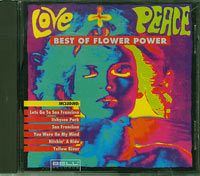 Love Peace - best of Flower Power, Various £19.99