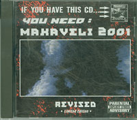 Revised Ltd Edition, Makaveli 2001