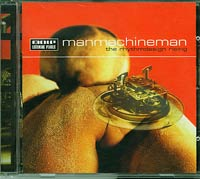 Manmachineman The rhythmdesign rising  CD