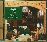 Mansun Six  CD