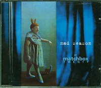 Mad Season, Matchbox Twenty  £5.00