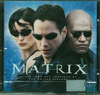 Matrix Soundtrack , Various £5.00