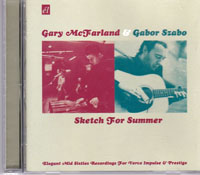 Sketch For Summer, Gary McFarland & Gabor Szabo