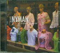 Michael Nyman Acts Of Beauty CD