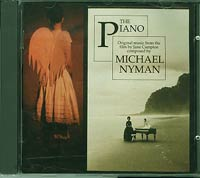 Michael Nyman: The Piano  pre-owned CD for sale
