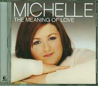 Michelle McManus The Meaning of Love CD