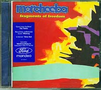 Morcheeba Fragments of Freedom CD