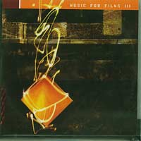 Various Music For Films III CD