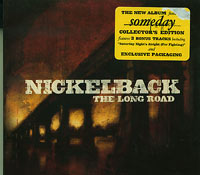 Nickelback The Long Road CD