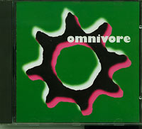 Omnivore One Giant Leap  CD