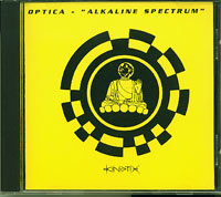 Alkaline Spectrum , Optica £8.00