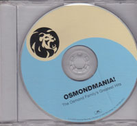 Osmondmania, Osmonds £1.50