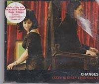 Changes, Ozzy & Kelly Osbourne £3.00