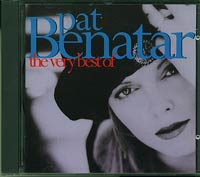 Pat Benatar the very best of CD