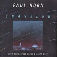 Paul Horn Traveler  CD