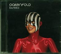 Bunkka, Paul Oakenfold £5.00