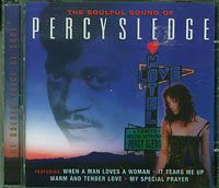 The Soulful Sound of Percy Sledge, Percy Sledge  £4.00