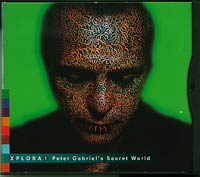 Xplora Secret World, Peter Gabriel