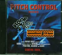 Various Pitch Control present Roof Top Speedlimit  CD
