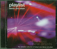 Playlist - Dance & Urban: Volume 1, Various £3.00