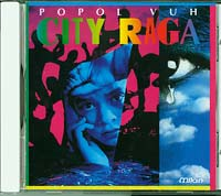 City Raga , Popol Vuh