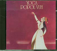 Popol Vuh Yoga  CD