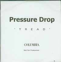 Tread, Pressure Drop