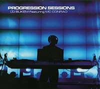 Various Progression Sessions 1 2xCD