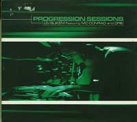 Various Progression Sessions 3  CD