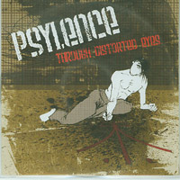 Through Distorted Eyes, Psylence £3.00